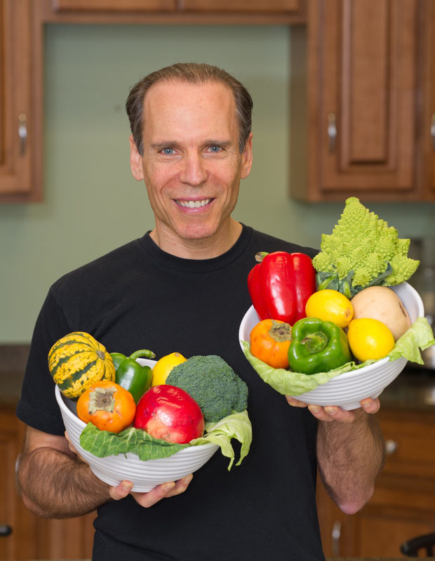 joel fuhrman with fruit